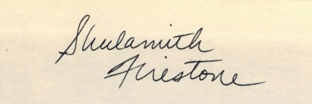 Shulamith signature 1